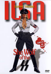 Ilsa— She Wolf Of The SS Video Cover