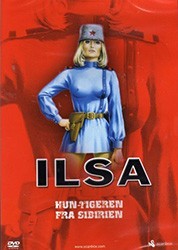 Ilsa The Tigress of Siberia Video Cover 1