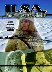 Ilsa The Tigress of Siberia Video Cover 3