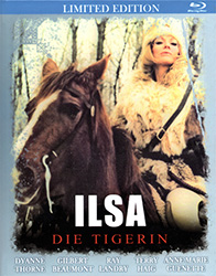 Ilsa The Tigress of Siberia Video Cover 4
