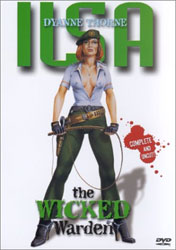 Ilsa — The Wicked Warden Video Cover 1