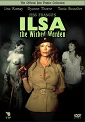 Ilsa — The Wicked Warden Video Cover 2