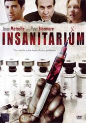 Insanitarium Video Cover 1