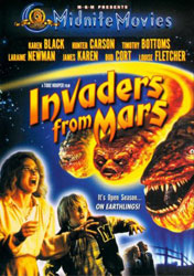 Invaders From Mars Video Cover 3
