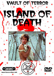 Island Of Death Video Cover 2