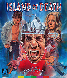 Island Of Death Video Cover 3