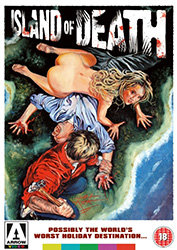 Island Of Death Video Cover 4
