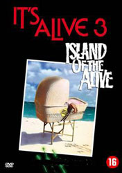It's Alive III: Island of the Alive Video Cover 1