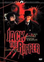 Jack The Ripper Video Cover 2