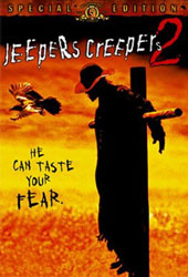 Jeepers Creepers II Video Cover