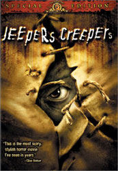 Jeepers Creepers Video Cover