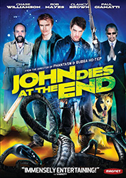 John Dies at the End Video Cover