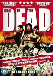 Juan of the Dead Video Cover 1