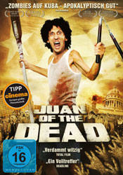 Juan of the Dead Video Cover 2