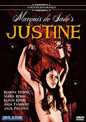 Marquis de Sade's Justine Video Cover 1
