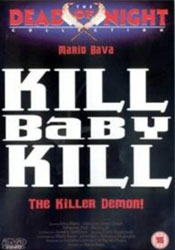 Kill, Baby... Kill! Video Cover 1
