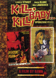 Kill, Baby... Kill! Video Cover 4