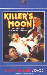 Killer's Moon Video Cover 1