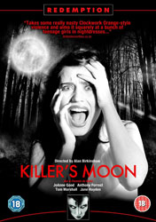 Killer's Moon Video Cover 5