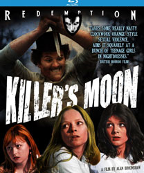 Killer's Moon Video Cover 6