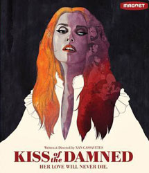 Kiss of the Damned Video Cover 2