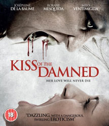 Kiss of the Damned Video Cover 3