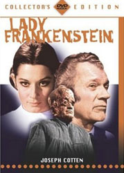 Lady Frankenstein Video Cover 2