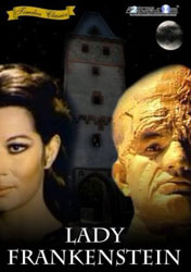Lady Frankenstein Video Cover 3