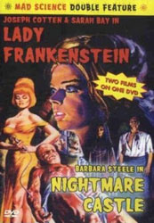 Lady Frankenstein Video Cover 4