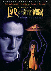 The Lair Of The White Worm Video Cover 1