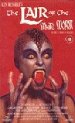 The Lair Of The White Worm Video Cover 2