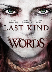 Last Kind Words Video Cover