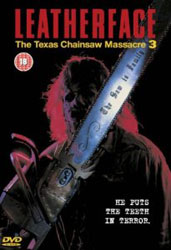 Leatherface: Texas Chainsaw Massacre III Video Cover