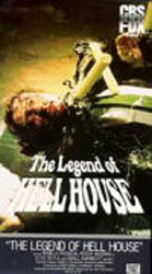 The Legend Of Hell House Video Cover 2