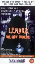 Lemora: A Child's Tale of the Supernatural Video Cover 2