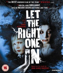 Let the Right One In Video Cover 2