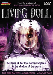 Living Doll Video Cover