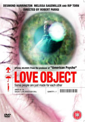 Love Object Video Cover