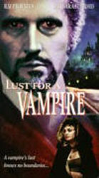 Lust For A Vampire Video Cover 2