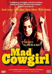 Mad Cowgirl Video Cover