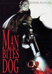 Man Bites Dog Video Cover 1