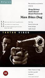 Man Bites Dog Video Cover 2