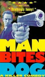 Man Bites Dog Video Cover 3