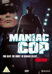 Maniac Cop Video Cover 2