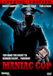 Maniac Cop Video Cover 3