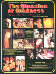 The Mansion of Madness Video Cover 3
