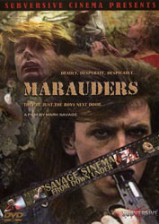 Marauders Video Cover