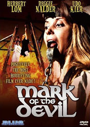Mark of the Devil Video Cover 1
