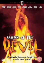 Mark of the Devil Video Cover 2
