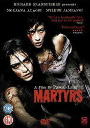 Martyrs Video Cover 2